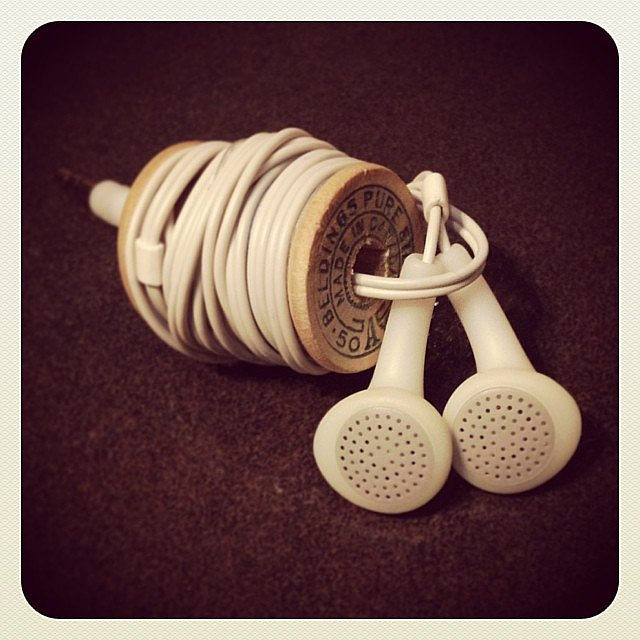 Make-Your-Own-Earphone-Holder