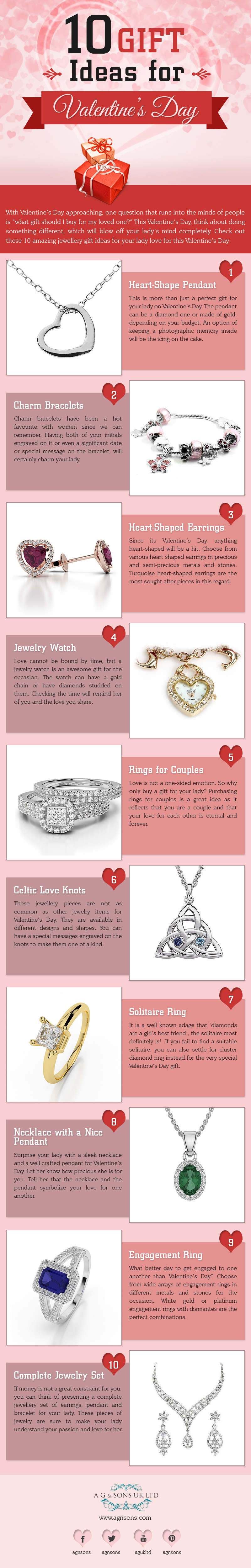 Gift Ideas for Valentine%27s Day