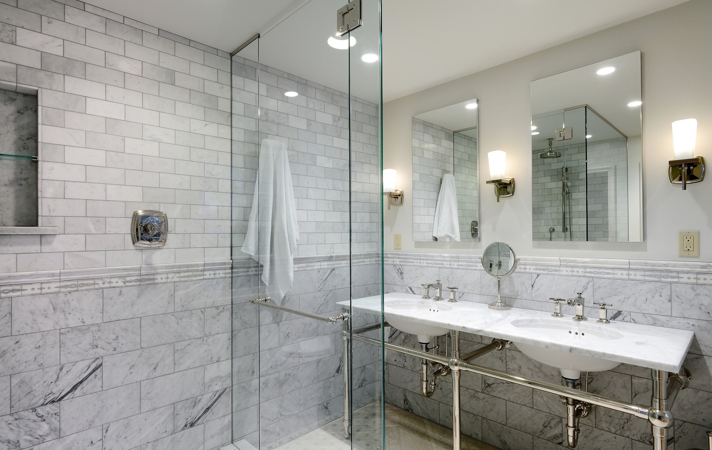 Washington park remodel featured working daddy for What s new in bathroom remodeling