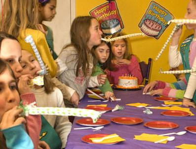 7 Tips on Planning Kids' Birthday Parties