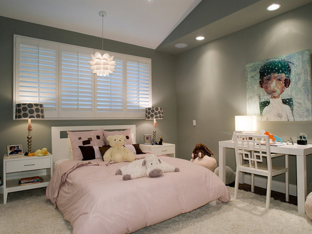 Choose the Right Lighting for Your Child's Room