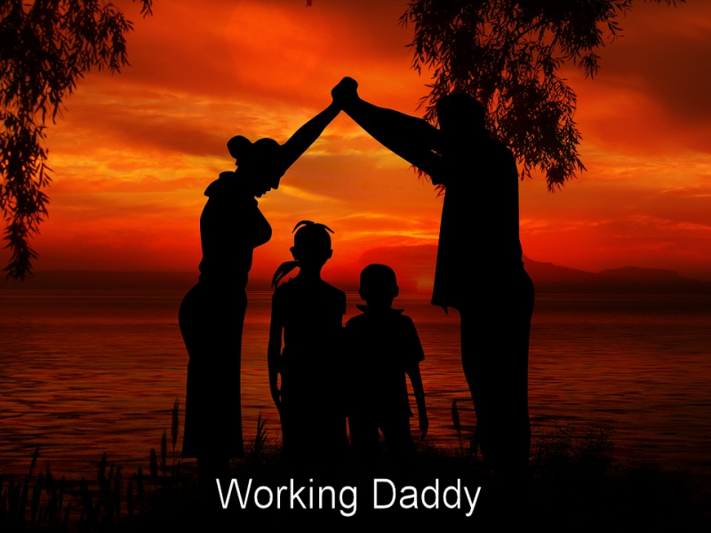 Working Daddy