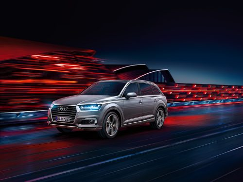 The 2016 Audi e-tron Sportback Plug-in Hybrid