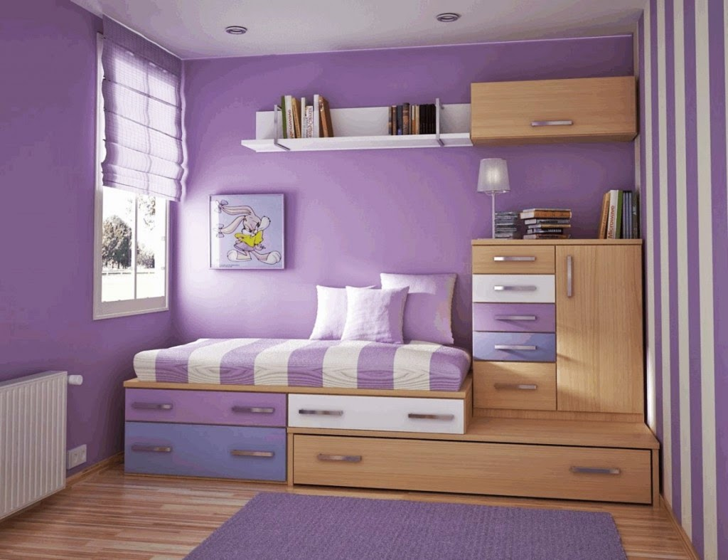 Maximum Space For Growing Kids - Storage Beds