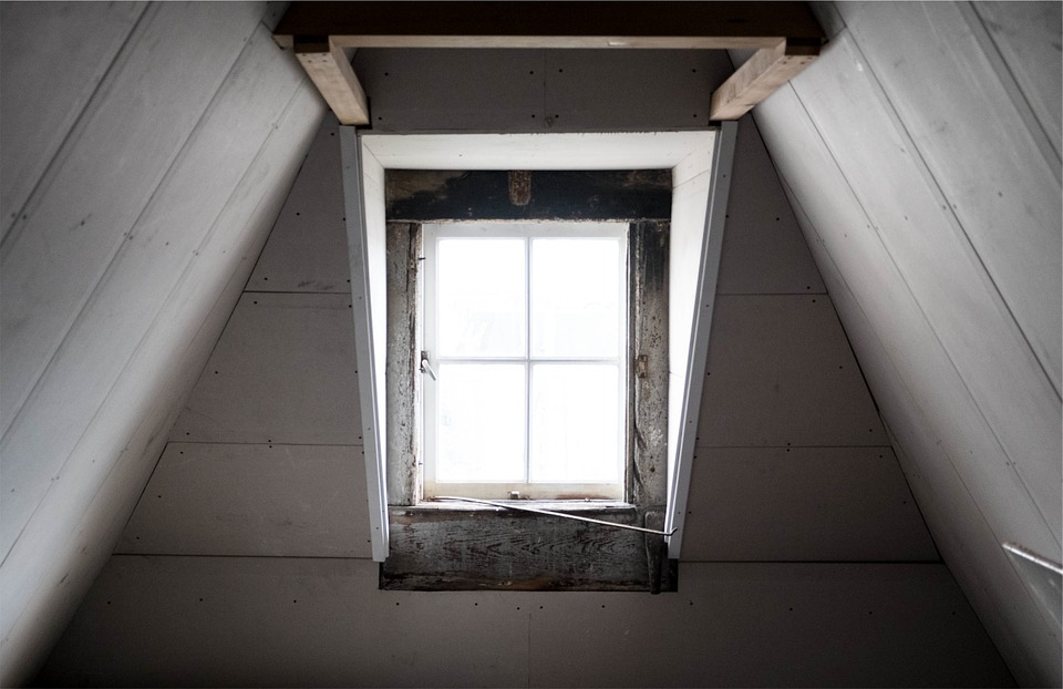 5 Home Maintenance Tips - The attic