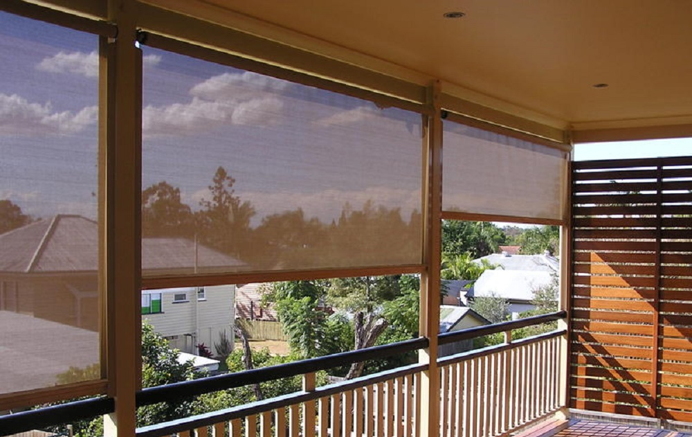 Zip Screen External Blinds