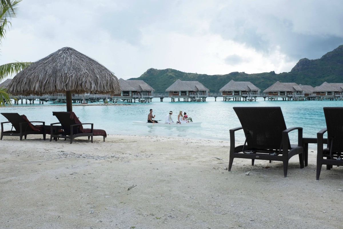 Destination Wedding & Honeymoon - Tropical Escape to Bora Bora - 4