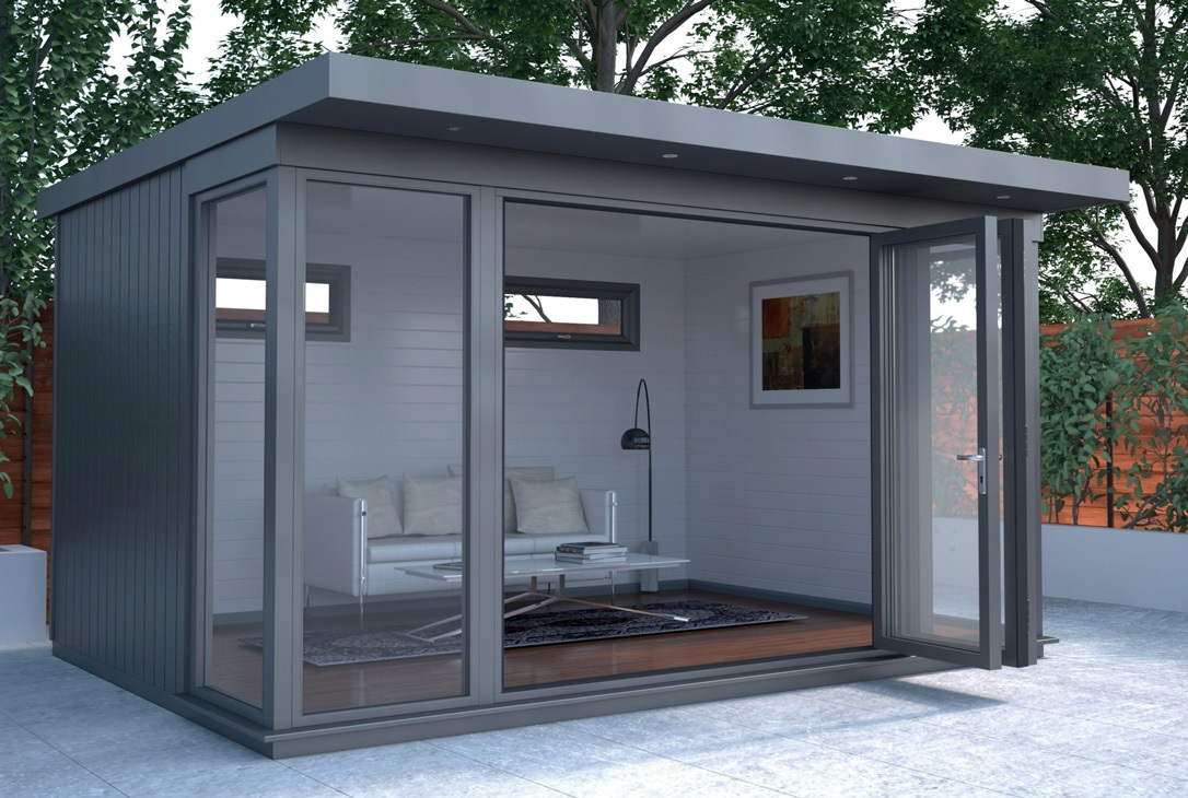 Ever Considered A Garden Office - 1