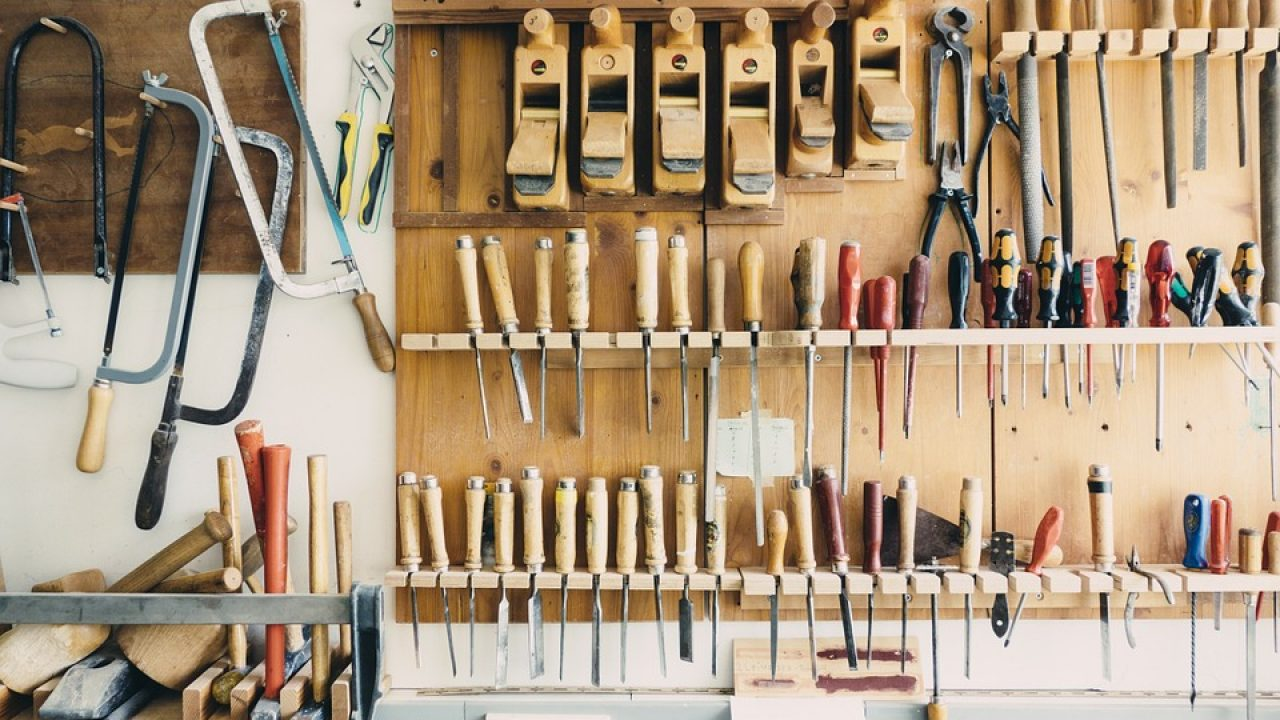Garage Remodel Turn Your Garage Into A Diy Heaven Working