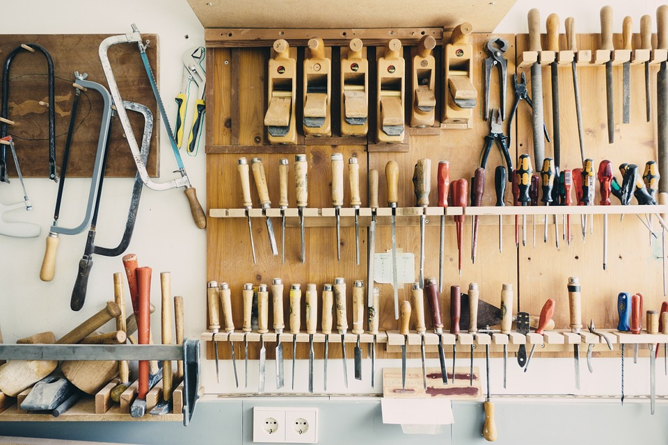 Garage Remodel Turn Your Garage into a DIY Heaven