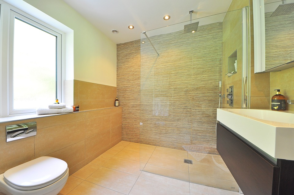 Your Bathroom - A Spacious, Bright and Cozy Place for Relaxation - Walk in Shower