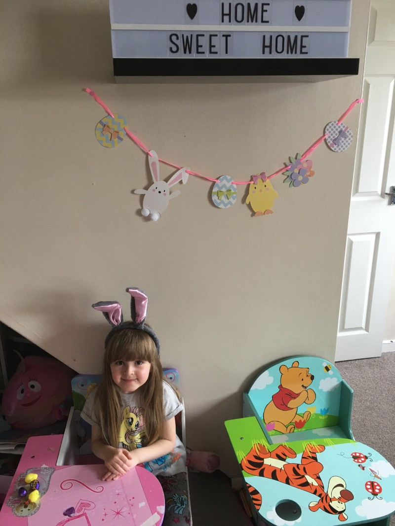 Easter Crafts - Bunting 1