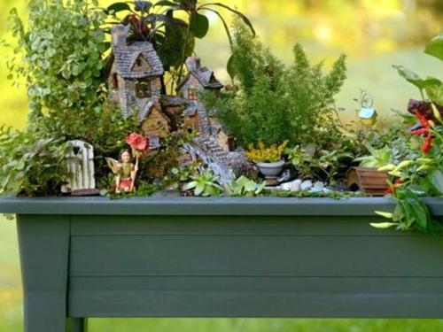 A Fairy Garden - Tips to Make Your Garden Magical 2
