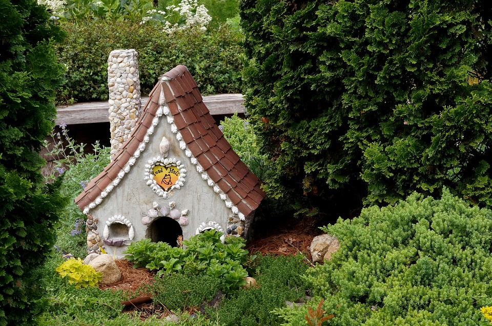 A Fairy Garden - Tips to Make Your Garden Magical 4