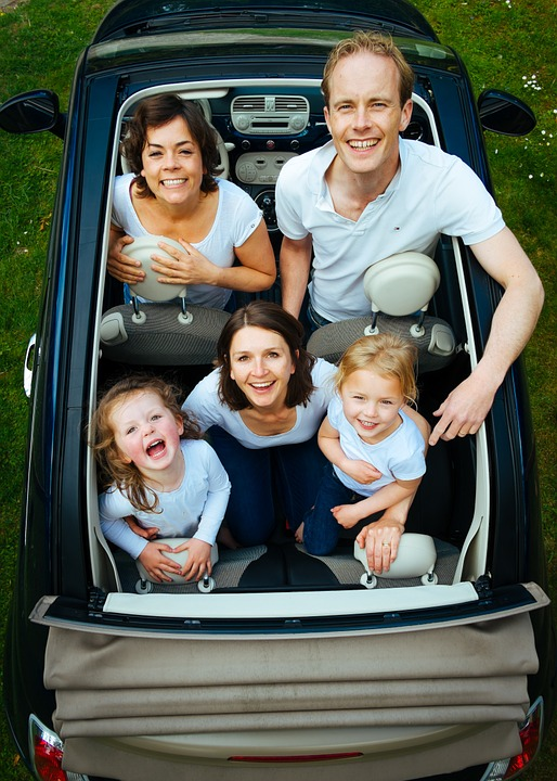Equip your family for a road trip