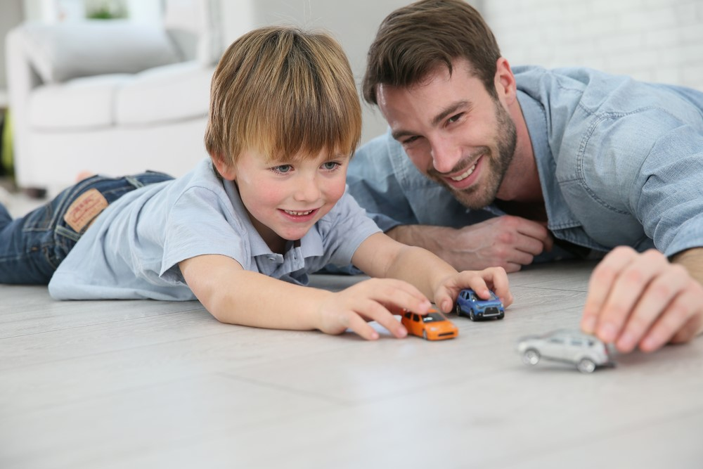 HOW PLAYING WITH TOYS BENEFIT YOUR CHILD AT A YOUNG AGE