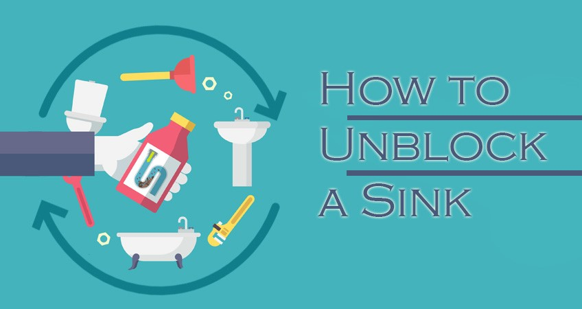 How to Unblock a Sink in 6 Easy Steps