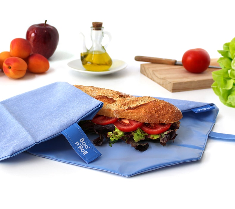 The Benefits of Reusable Packaging - Sandwich Bags